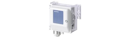 Sonde di pressione differenziale da canale 0...10 V DC